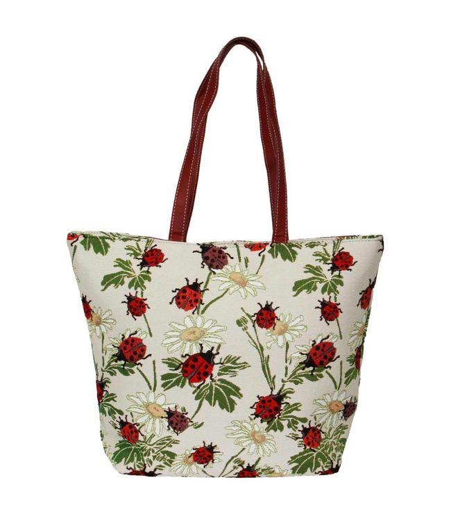 """Handtasche """"Marienkäfer"""""""