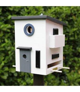Wildlife Garden Multiholk Vogelhaus Bauhaus