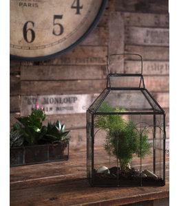 Landhaus Glashaus für Zimmerpflanzen