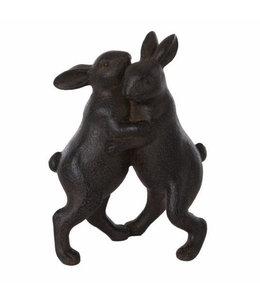 Tanzende Hasen