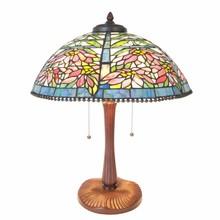 Wohnaccessoires Landhausstil Tischleuchte Tiffany
