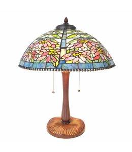 Tiffany Lampen Landhausstil Tischleuchte Tiffany