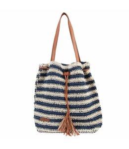 "Country Style Handtasche ""BlueStripe"""