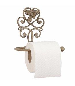 Toilettenpapierhalter für das Gartenhaus