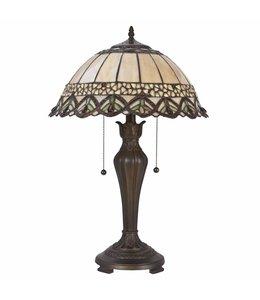Landhaus Tischlampe Tiffany