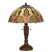 Wohnaccessoires Landhausstil Tischlampe Tiffany