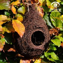 Wildlife World Großer Nistbeutel für Gartenvögel wie Rotkehlchen und Bachstelzen