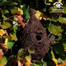 Wildlife Garden Großer Nistbeutel für kleine Gartenvögel wie Zaunkönig und Heckenbraunelle