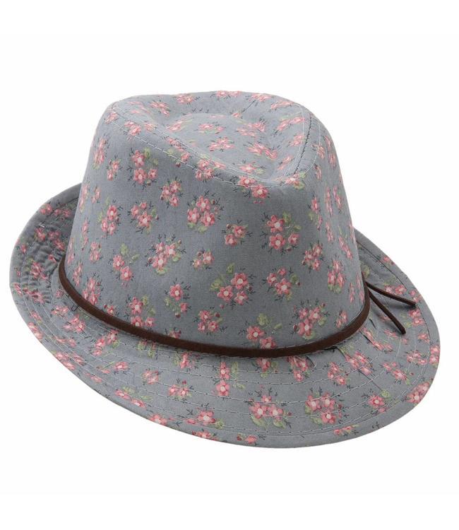 "Englischer Kinderhut ""Country Flowers"""