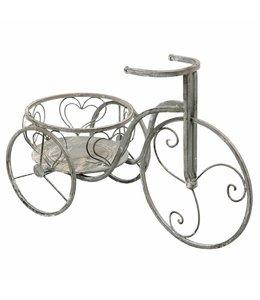 "Pflanzhalter ""Fahrrad"" Landhausstil"