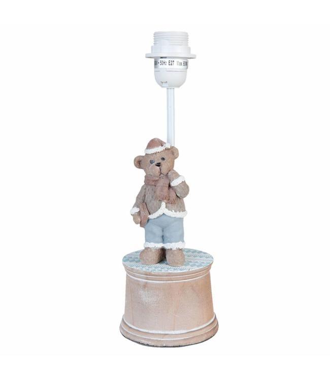 Lampenfu tischlampe f r das kinderzimmer im landhaus villa j hn - Tischlampe kinderzimmer ...