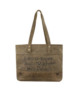 Country Style Vintage Schultertasche Hamilton