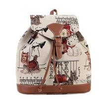 """Taschen im Landhausstil Rucksack """"Fashion Dog"""""""