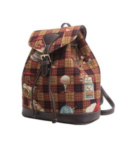 """Country-Style Rucksack """"Golf"""""""