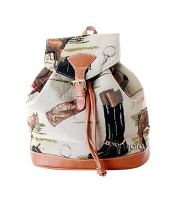 """Country-Style Rucksack """"Horse"""""""
