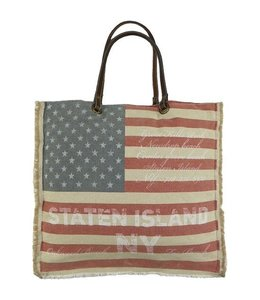 "Country Style Vintage Tasche ""Stars & Stripes"""