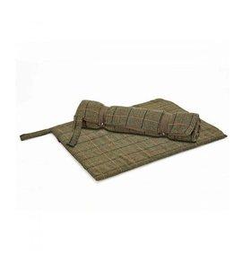 Tweedmill  Hundedecke (Reisedecke) Tweed, braun
