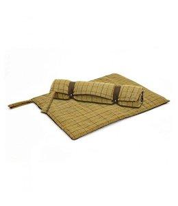 Tweedmill Hundedecke (Reisedecke) Tweed im englischen Landhausstil