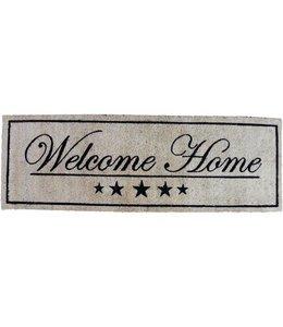 """Shabby Chic Fußabstreicher """"Welcome Home"""""""