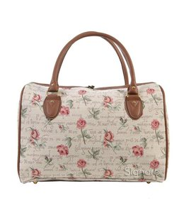 """Shabby Chic Weekender """"Rose Pink"""""""