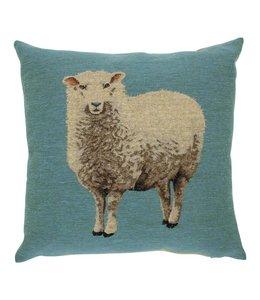 Landhaus-Kissen Schaf