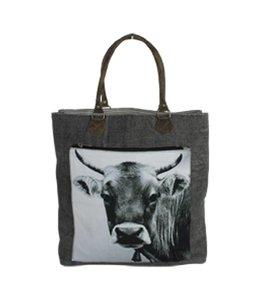 Shopper Landhausstil Country Shopper Schweizer Kuh