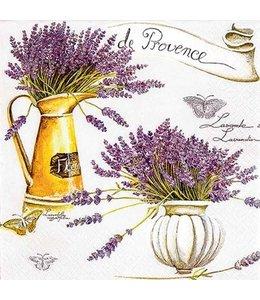 Papierservietten Provence