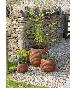 Garten Pflanzkübel Winstone 3er-Set im englischen Landhausstil