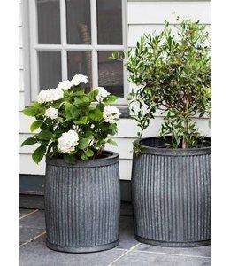 Garten Pflanztopf 2er-Set im englischen Landhausstil
