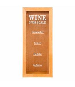 Weinkorken-Sammler