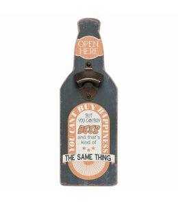 Flaschenöffner Landhausstil Bieröffner für die Wand