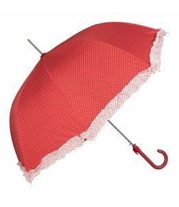 Regenschirme Regenschirm rot