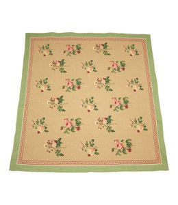 Decken Plaid Rose 145x145