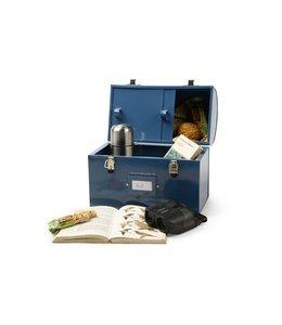 Utensilien Box für Picknick, Vogelbeobachtung und Garten