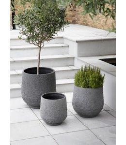 Garten Pflanzkübel in Steinoptik 3er-Set ♥ Landhausstil