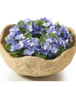 Landhaus Blumenkranz Hortensien aus Seide (3 Farben) ♥ Landhausstil