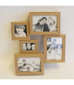 Landhaus Bilderrahmen-Set aus Holz ♥ Landhausstil