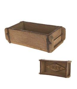 Landhausstil Holzkasten