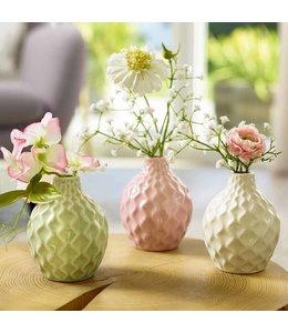 Landhausstil Blumenvasen 3er-Set