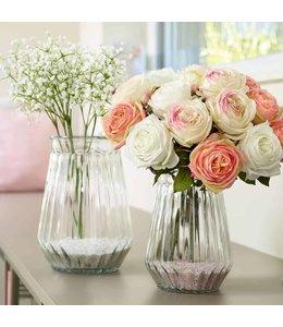 Landhausstil Blumenvase