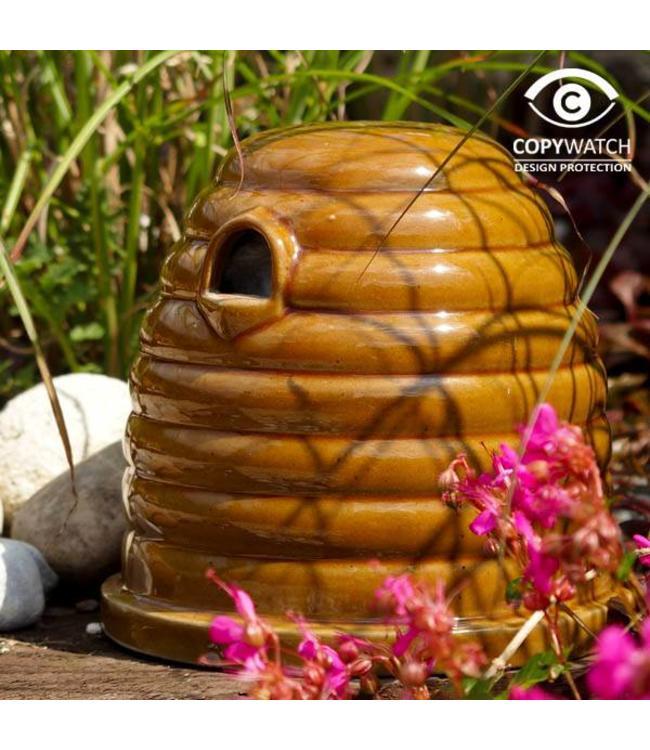 Wildlife World Hummelhaus Keramik