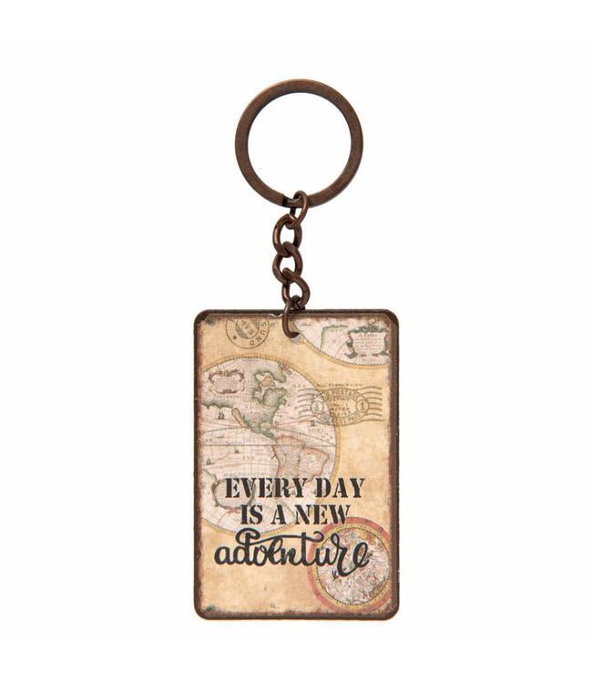 Schlüsselanhänger Adventure