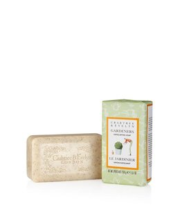 Crabtree & Evelyn Gardeners Exfoliating Soap Peelingseife, 158g