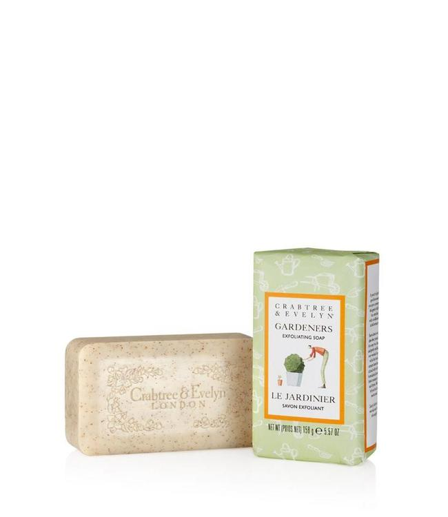 Crabtree & Evelyn Gardeners Exfoliating Soap Peelingseife, 158g