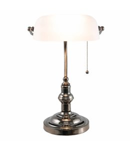 Schreibtischlampe - Bankerlampe
