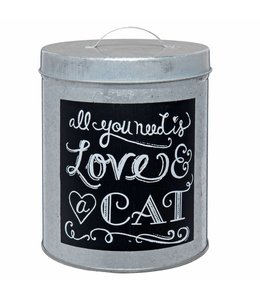 Aufbewahrungsdose Katzenfutter