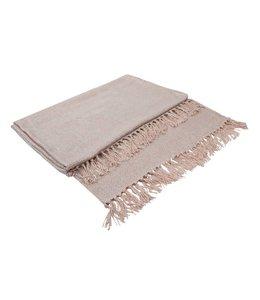 Decken Landhausstil Gypsy Decke Altrosa