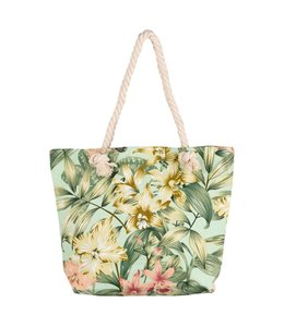 Shopper Landhausstil Shopper Blumen