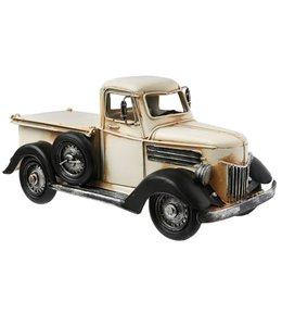Garten Modellauto Pick-up