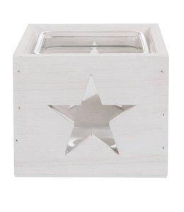 Teelichthalter Teelichthalter Stern - 2er Set